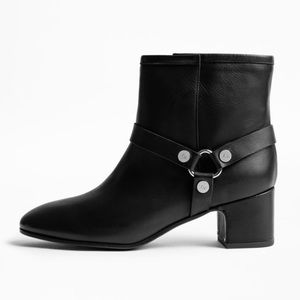 Zadig & Voltaire Trouble Ankle Boots